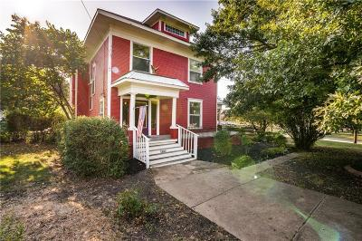 Mckinney Single Family Home For Sale: 1103 S Tennessee Street