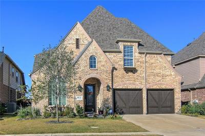Irving Single Family Home Active Option Contract: 3131 Denali Drive