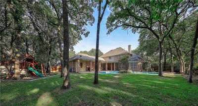 Southlake, Westlake, Trophy Club Single Family Home For Sale: 1314 Forest Hills Court