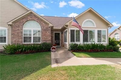 Denton County Single Family Home Active Option Contract: 2601 Marsh Lane #191