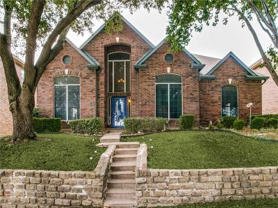 Carrollton Single Family Home For Sale: 3613 Flagstone Drive