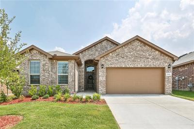 Fort Worth Single Family Home For Sale: 2540 Red Draw Road