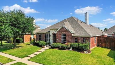 Rowlett Single Family Home For Sale: 8201 Hartford Drive