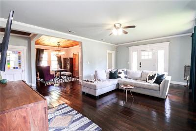 Whitewright Single Family Home For Sale: 110 W Spruce Street