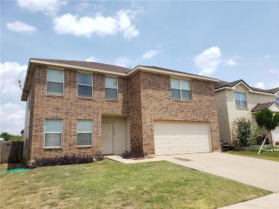 Fort Worth Single Family Home For Sale: 332 Blairwood Drive
