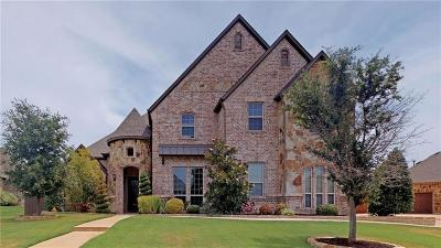 Keller Single Family Home For Sale: 1705 Clark Lake Circle