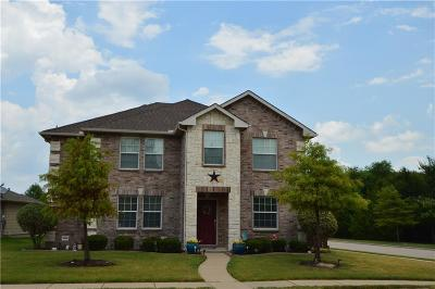Allen Single Family Home For Sale: 1702 Terrell Drive