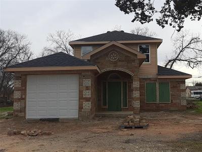 Dallas Single Family Home For Sale: 1422 Claude Street