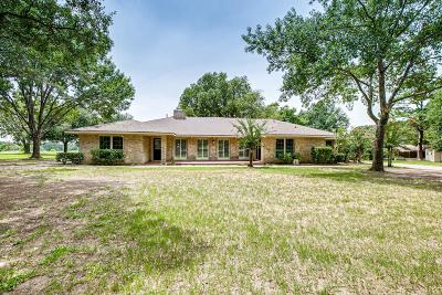 Terrell Single Family Home For Sale: 10 Haynes Circle