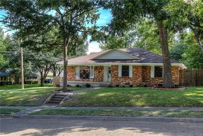 Single Family Home For Sale: 2320 Pinebluff Drive