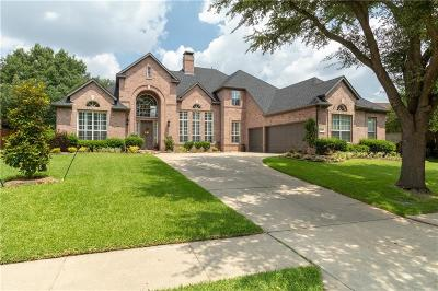 Mckinney Single Family Home For Sale: 812 Parkwood Court