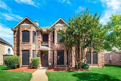 Allen Single Family Home For Sale: 1011 Merribrook Lane