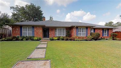 Dallas County Single Family Home For Sale: 7812 Roundrock Road