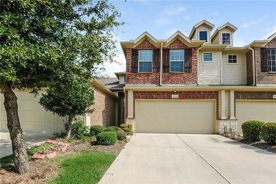 Lewisville Townhouse For Sale: 949 Wellington Drive