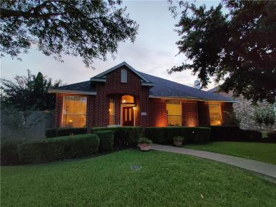 Rowlett Single Family Home For Sale: 6109 Grantham Drive
