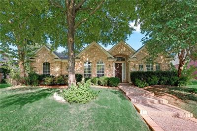 Allen Single Family Home Active Option Contract: 305 Woodbridge Court
