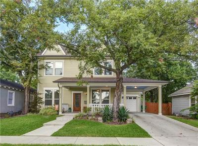 Mckinney Single Family Home For Sale: 405 N Chestnut Street