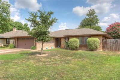 Benbrook Single Family Home For Sale: 8612 Skyview Terrace
