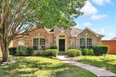 Allen Single Family Home For Sale: 1802 Giddings Court