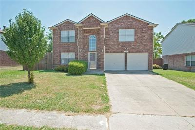 Little Elm Single Family Home For Sale: 628 Aqua Drive