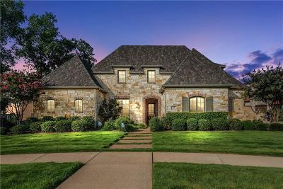 Dallas County Single Family Home Active Option Contract: 135 Trinity Court