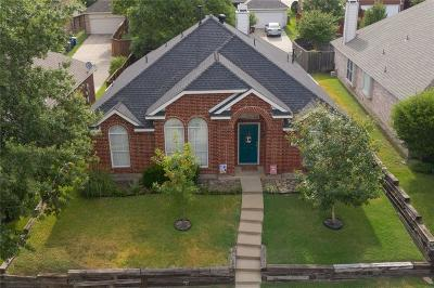 Allen Single Family Home For Sale: 1213 Heather Brook Drive
