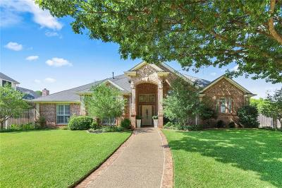 Colleyville Single Family Home For Sale: 126 Mill Xing E