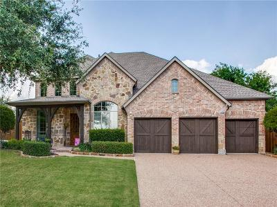 Mckinney Single Family Home Active Kick Out: 6200 Higier Court