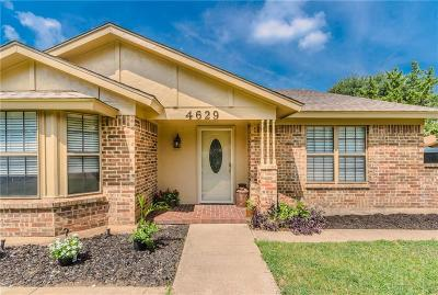 North Richland Hills Single Family Home For Sale: 4629 Lariat Trail
