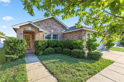 Denton County Single Family Home Active Option Contract: 1705 Thorntree Lane