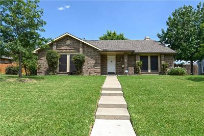 Coppell Single Family Home For Sale: 216 Whispering Hills Drive