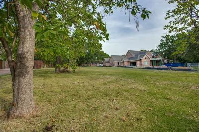 Dallas County Residential Lots & Land For Sale: 8547 Forest Hills Boulevard
