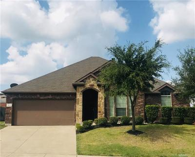 Midlothian Single Family Home For Sale: 1633 Melanie Trail