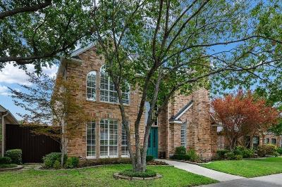 Single Family Home For Sale: 8308 Briar Drive