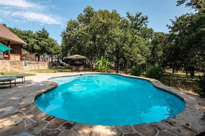 Springtown Single Family Home Active Option Contract: 147 Howard Newby Lane