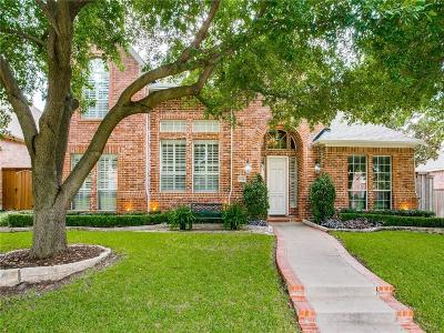 Plano Single Family Home For Sale: 8004 Ashby Court