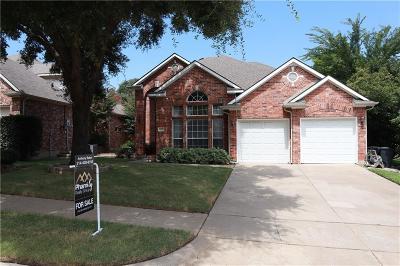 Corinth Single Family Home For Sale: 1512 Knoll Ridge Circle