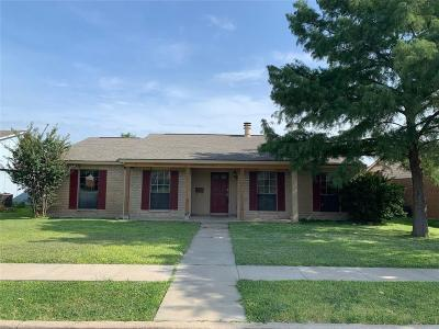 The Colony Single Family Home For Sale: 5416 N Colony Boulevard