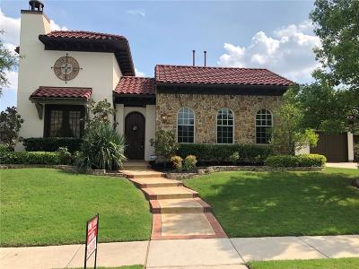 Prosper Single Family Home For Sale: 4040 Chimney Rock Drive