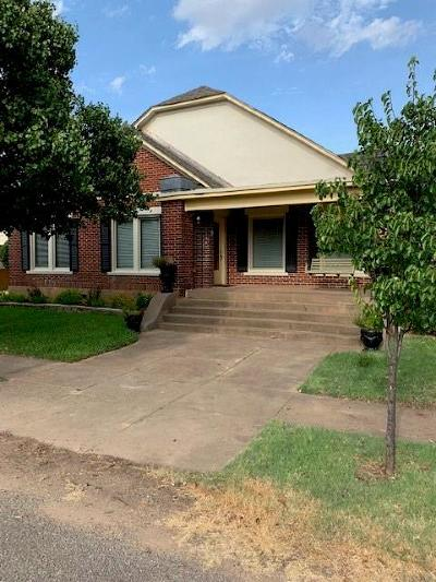 Baylor County Single Family Home For Sale: 600 N Arkansas