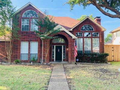 Rowlett Single Family Home For Sale: 7706 Maui Lane
