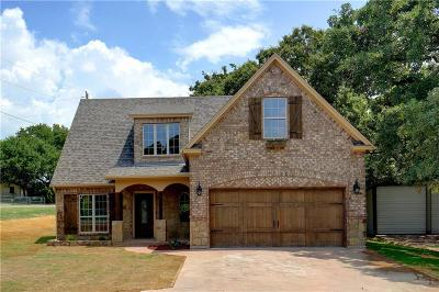 Azle Single Family Home For Sale: 13630 Williams Road