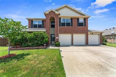 Wylie Single Family Home For Sale: 1223 Riverway Lane
