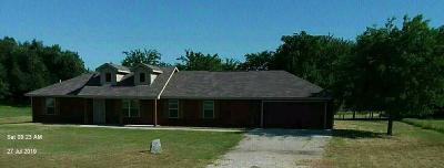 Springtown Single Family Home For Sale: 122 Harvest Moon Court