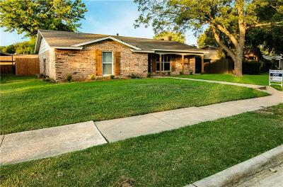 Garland Single Family Home For Sale: 1806 Travis Street