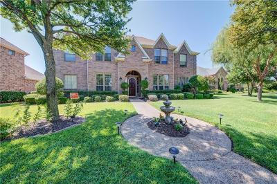 Coppell Single Family Home For Sale: 1405 Pine Hurst Drive