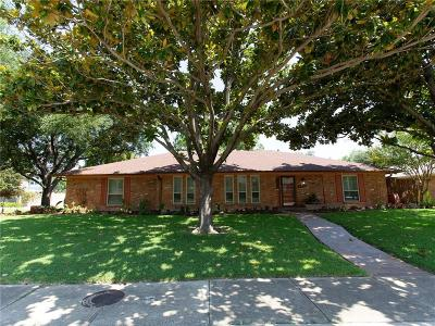 Dallas County Single Family Home For Sale: 6207 Highgate Lane