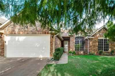 North Richland Hills Single Family Home Active Option Contract: 7936 Woodland Drive