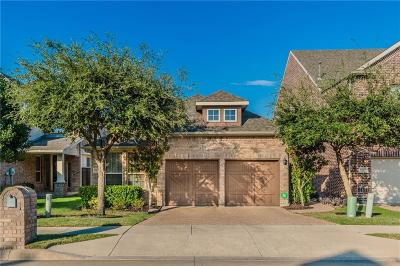 Tarrant County Single Family Home Active Option Contract: 9137 Cottonwood Village Drive