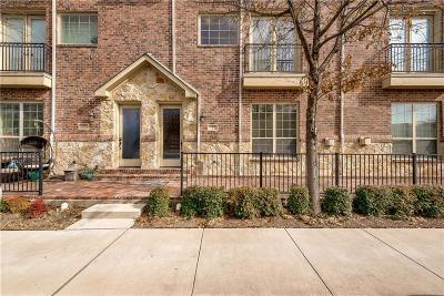 University Park Townhouse For Sale: 3429 Rankin Street #1a